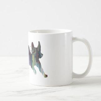 Mug Terrier de Jack Russel