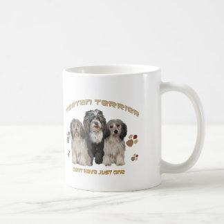 Mug Terrier tibétain ne peut pas avoir juste un