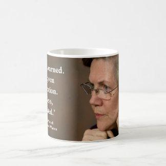 Mug Terriers d'Elizabeth - néanmoins, elle a persisté