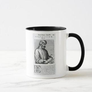 Mug Tertullian, illustration d'André Thevet