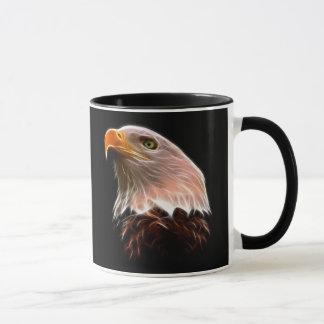 Mug Tête américaine d'Eagle chauve