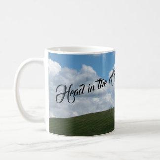 Mug Tête dans les nuages