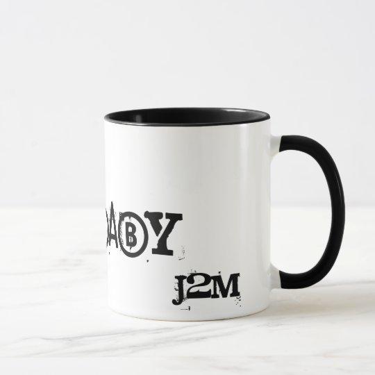 Mug tête de mort  J2M