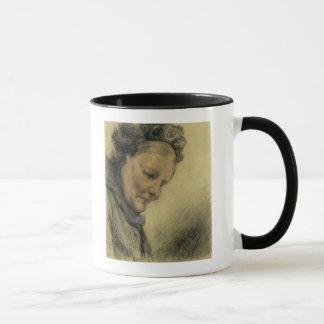 Mug Tête de vieille Madame