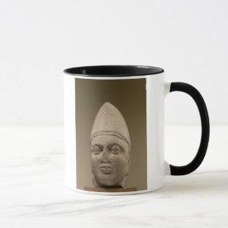 Mug Tête d'un Scythian, grès rouge, ANNONCE du 3ème