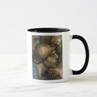 Mug Tête d'un travailleur