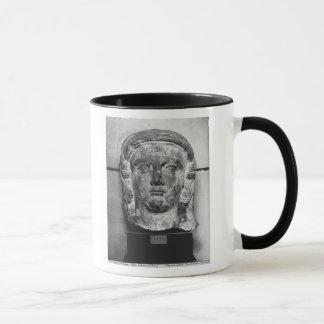 Mug Tête d'une dame de Palmyra, ANNONCE de siècle de
