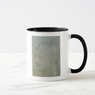 Mug Tête d'une jeune femme