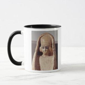 Mug Tête d'une statue d'Ishtar, a de port