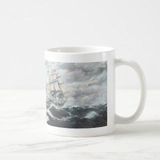 Mug Têtes de constitution d'USS pour S.M. frégate
