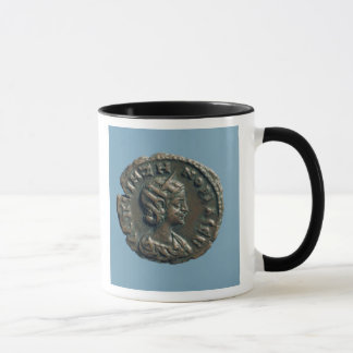 Mug Tetrachm de Zenobia, reine de Palmyra