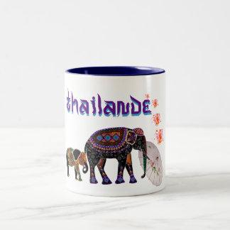 Mug Thailande