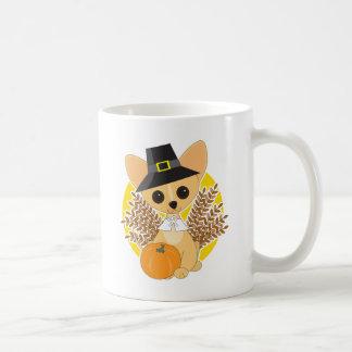 Mug Thanksgiving de chiwawa