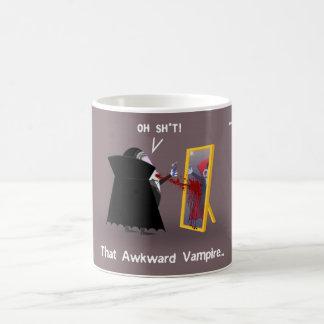 Mug That Awkward Vampire