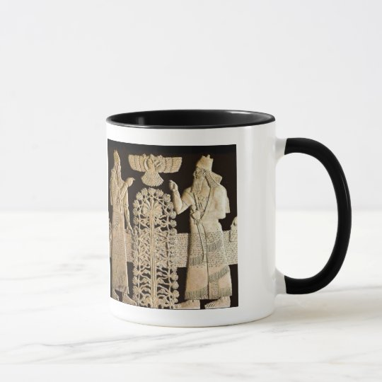 Mug The Assyrian side of my mind