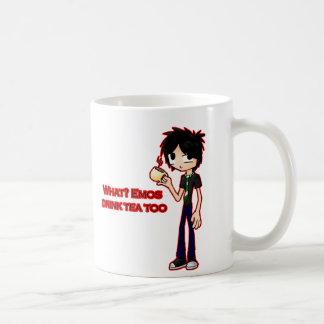 Mug Thé d'Emo