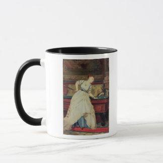 Mug The Game des billards, 19ème siècle