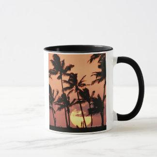 Mug The Sun et palmier