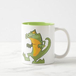 Mug the true Crocodile
