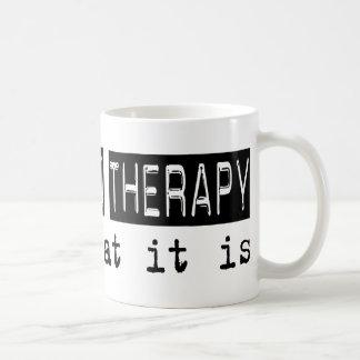 Mug Thérapie radiologique il est