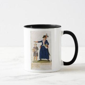 Mug Theroigne de Mericourt