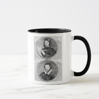 Mug Thomas Tallis et William Byrd