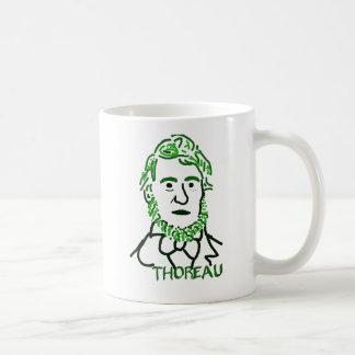 Mug Thoreau vert