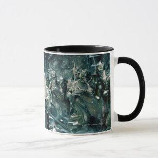 Mug Thranduil dans la bataille