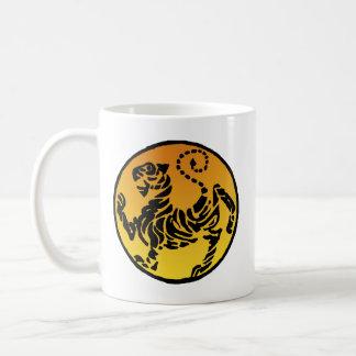 Mug Tigre de Shotokan - or