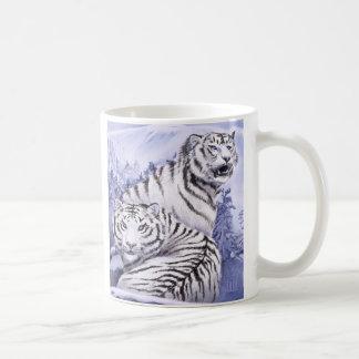 Mug Tigres de glace