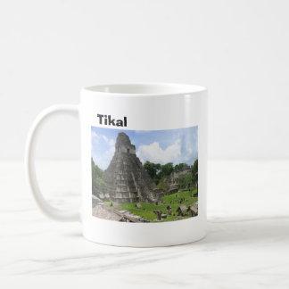 Mug Tikal antique
