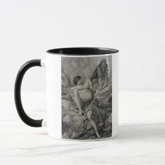 Mug Timon et Apemantus, de Timon d'Athènes par Willi