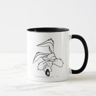 Mug Tir d'E. Coyote Head de Wile