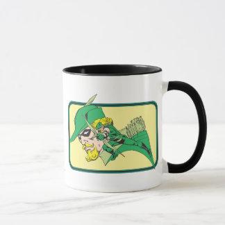 Mug Tir vert de tête de flèche