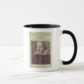 Mug Titlepage de 'M. William Shakespeares
