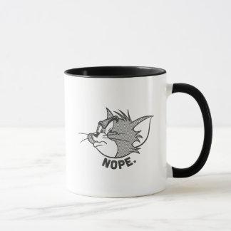 Mug Tom et Jerry | Tom dit Nope
