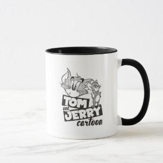 Mug Tom et Jerry | Tom et bande dessinée de Jerry