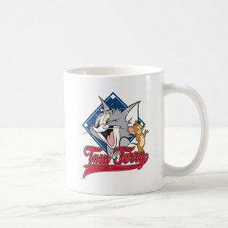 Mug Tom et Jerry | Tom et Jerry sur le diamant de