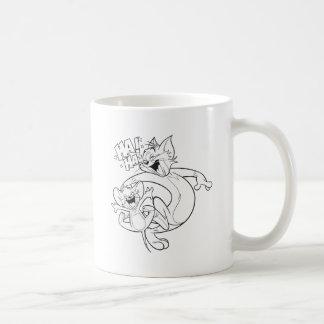 Mug Tom et Jerry | Tom et rire de Jerry