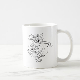 Mug Tom et Jerry | Tom et rire de Jerry