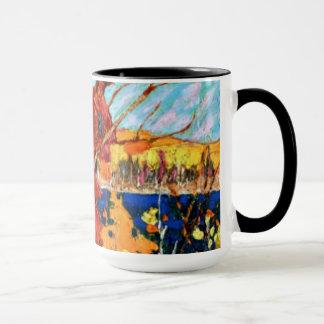 Mug Tom Thomson - feuillage d'automne