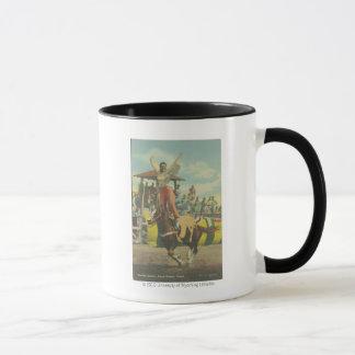 Mug Tonnelier de Béatrice faisant un support romain