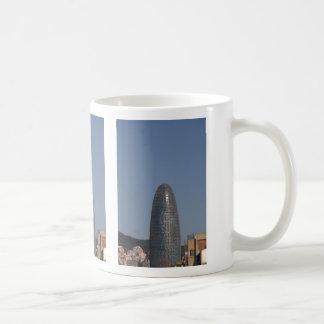 Mug Torre Agbar, Barcelone