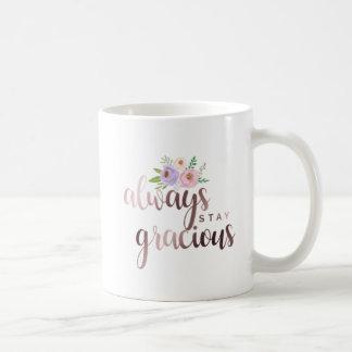 Mug Toujours séjour aimable