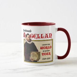 Mug Tour du monde de Magellan 1519 (tasse/Stein)