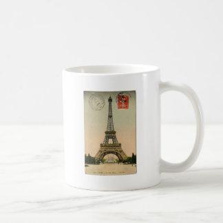 Mug Tour Eiffel vintage