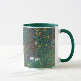 Mug Tournesol de Farmergarden W par Klimt, fleurs