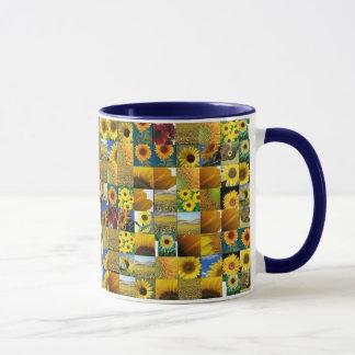 Mug tournesols