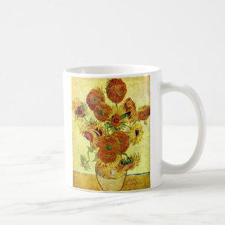 Mug Tournesols peignant Van Gogh