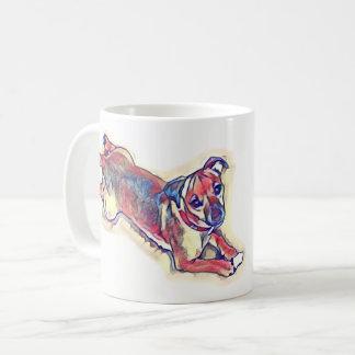 Mug Tous bronzent le terrier de Jack Russell
